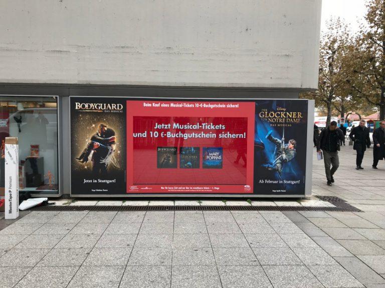Videowand Vermietung Stuttgart Wittwer Videowände mieten