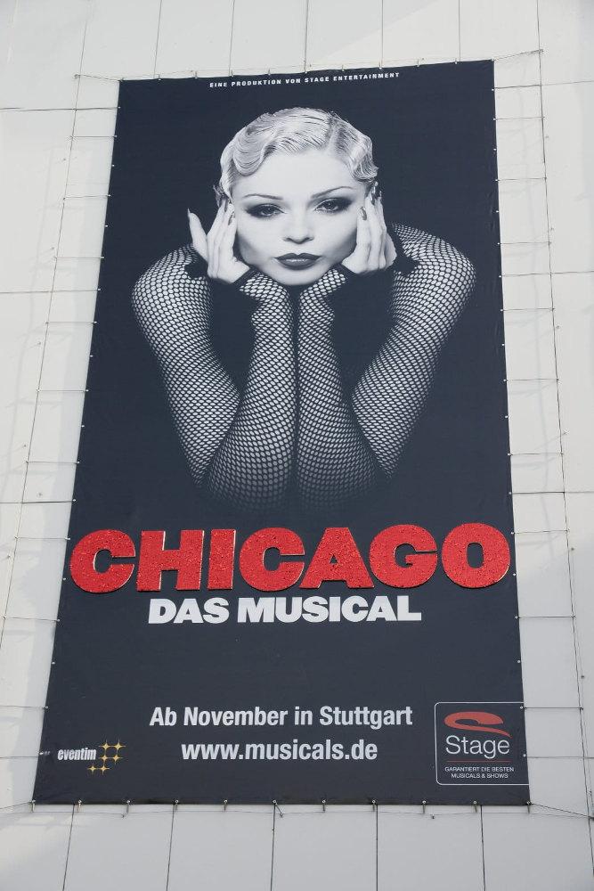 Grossplakat Chicago